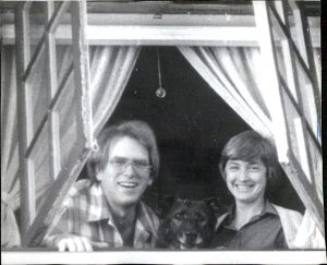 Vern and Nancy early years